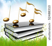 stack_books_gold_music_notes