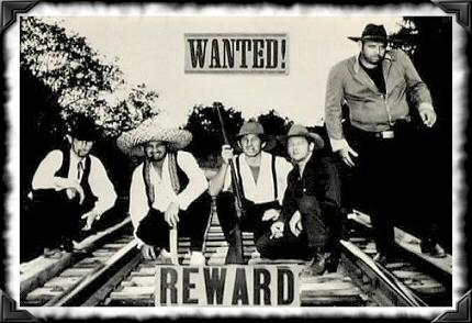 Rick and Rhythm Rebels Framed