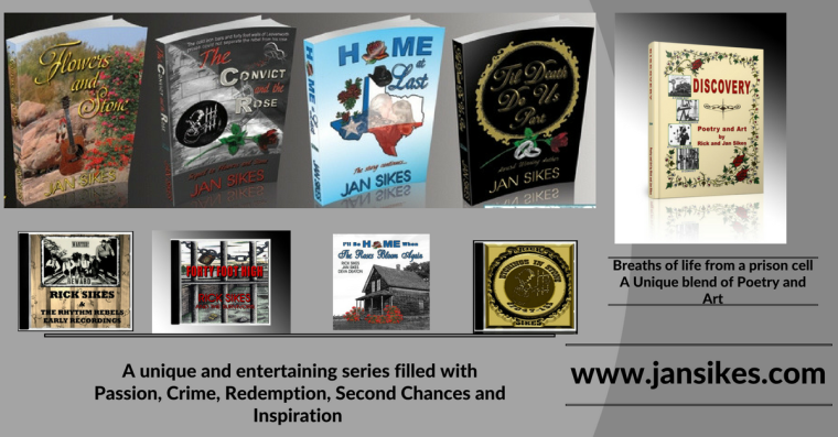 A unique and entertaining series filled withPassion, Crime, Redemption, Second chances and inspiration.png