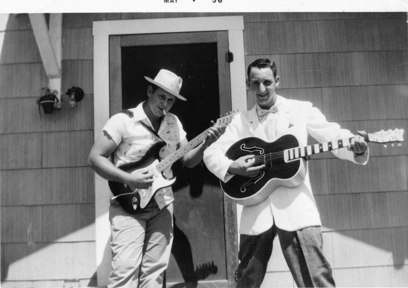 Rick and Bobby 1956_1