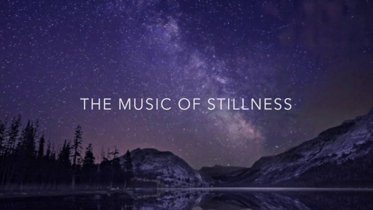 music of stillness
