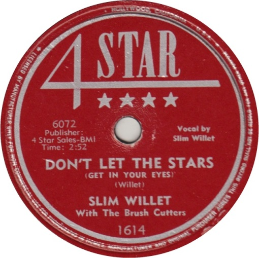 slim-willet-with-the-brush-cutters-dont-let-the-stars-get-in-your-eyes-4-star-78