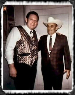 Rick and Bob Wills framed
