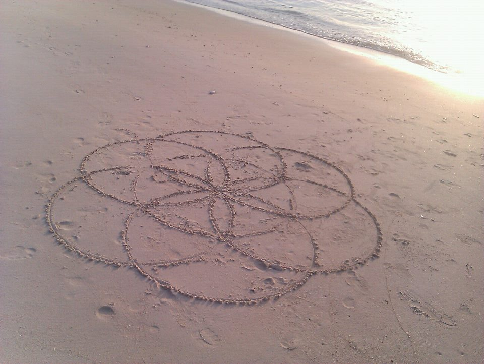 flower-of-life-beach