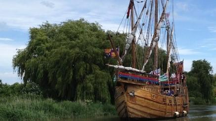 Midieval Ship