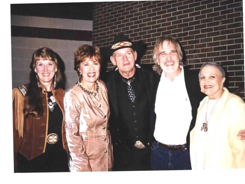 Jan,Janie Fricke,Rick,Sonny Throckmorton
