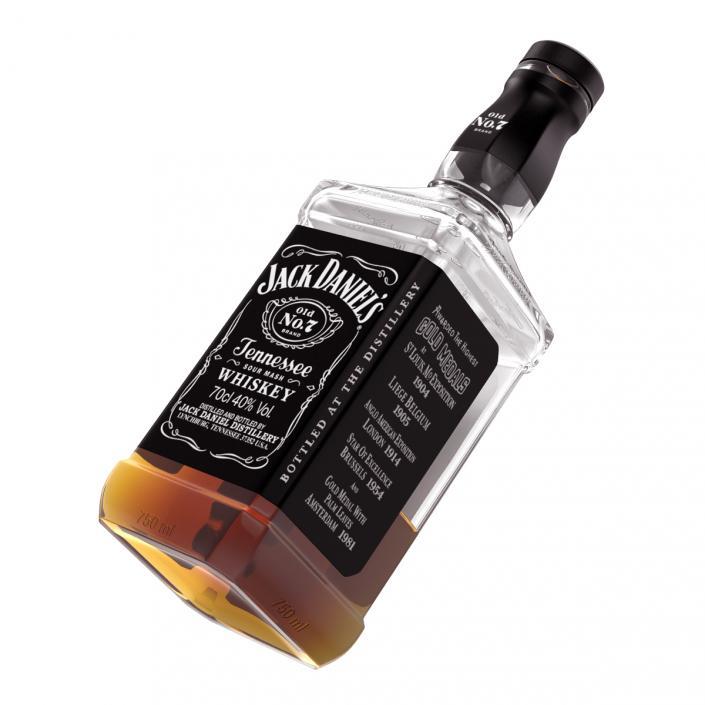 Jack Daniels Half Full