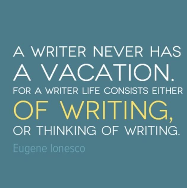 Writer's Work